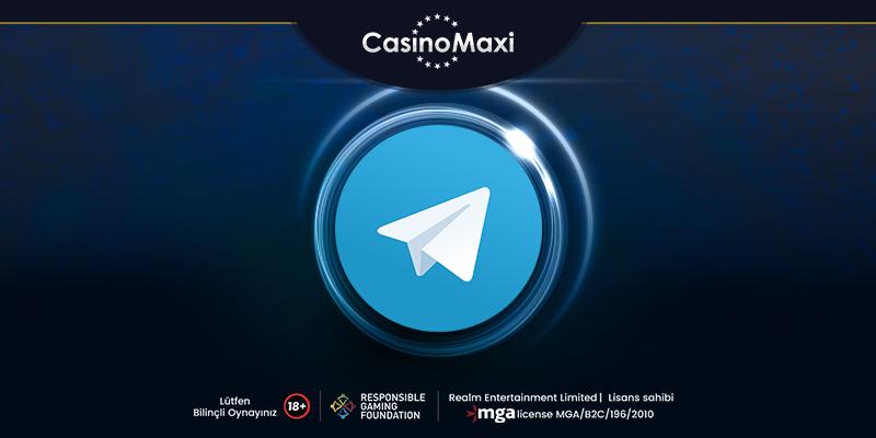 CasinoMaxi Sosyal Medya